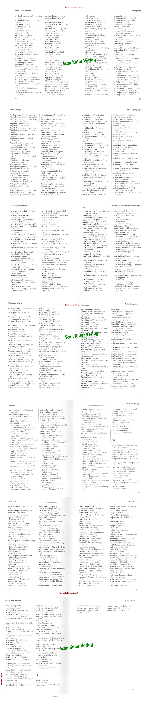 Fachwörterbuch Fleischwirtschaft DE-EN, EN-DE