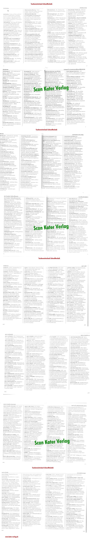 Wörterbuch der Schweißtechnik DE -EN- RU