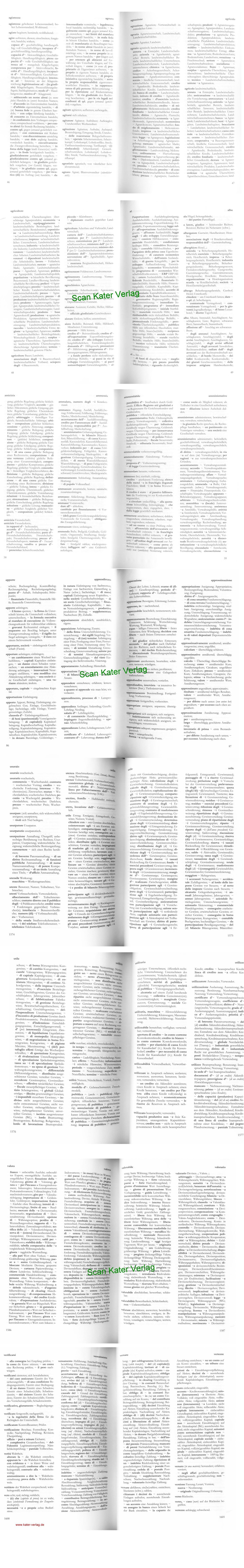 Troike-Strambaci: Wörterbuch für Recht, Wirtschaft und Politik  II Italienisch-Deutsch IT-DE