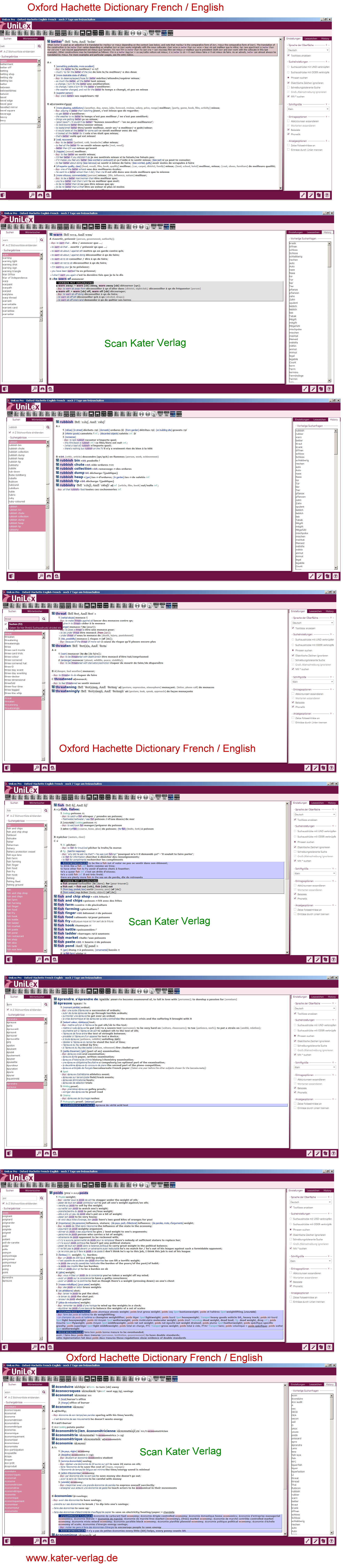 Oxford-Hachette French Dictionary EN-FR, FR-EN DOWNLOAD