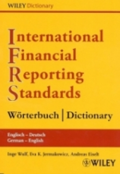 IFRS International Financial Reporting Standards German and English