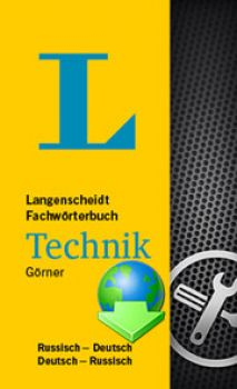 Langenscheidt Wörterbuch Technik Deutsch-Russisch-Deutsch als Download