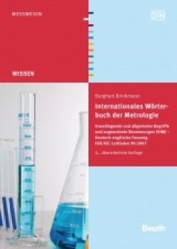Internationales Wörterbuch der Metrologie  DE-EN
