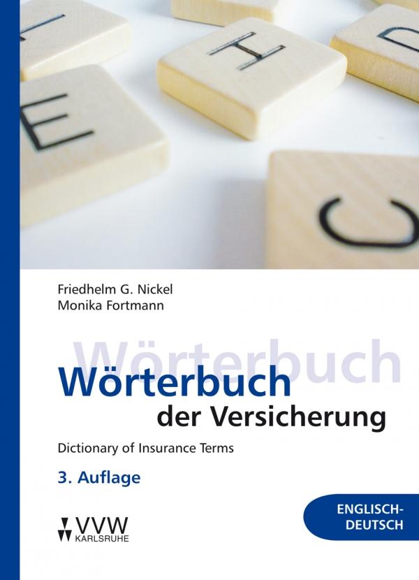 W rterbuch der versicherung englisch deutsch for Englisch deutsche ubersetzung