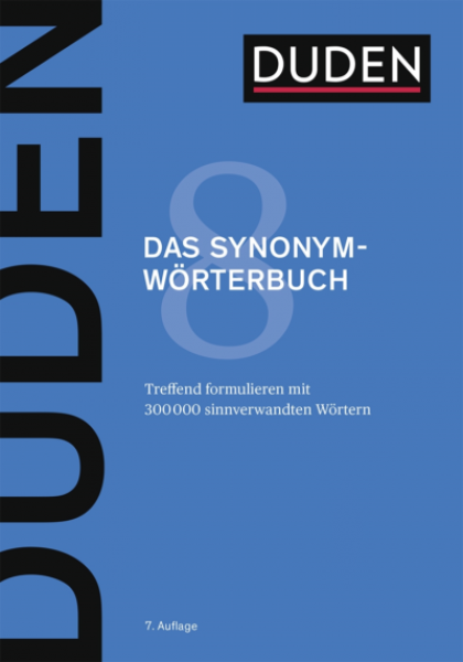 Duden Synonymwörterbuch Download