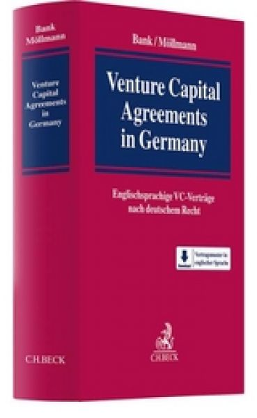 Venture Capital Agreements in Germany