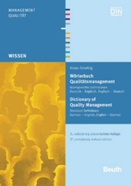 Qualit tsmanagement w rterbuch deutsch englisch deutsch for Englisch deutsche ubersetzung