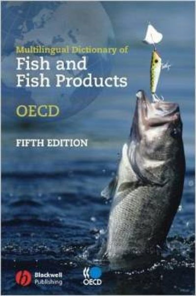 Multilingual Dictionary Fish and Fish Products - 19 Languages